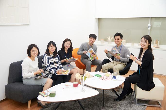 삼성SDS 봉사활동 사진 2