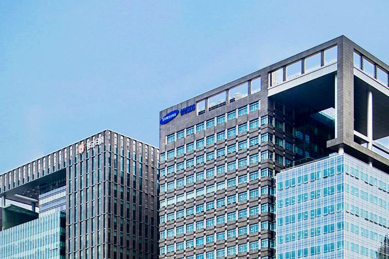 삼성SDS 회사 사진