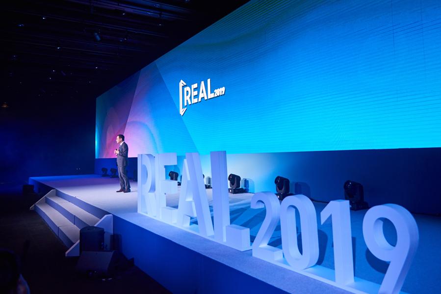 'REAL 2019'에서 삼성SDS의 밝은 미래를 만나다!
