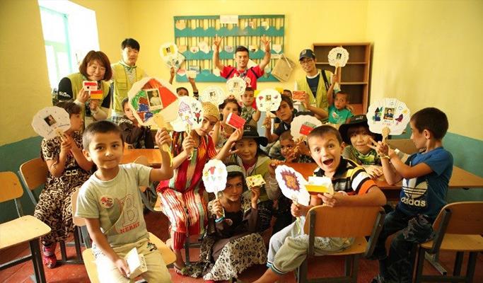 타지키스탄 여행 사진 4