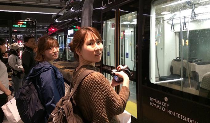 도야마 여행 사진 19