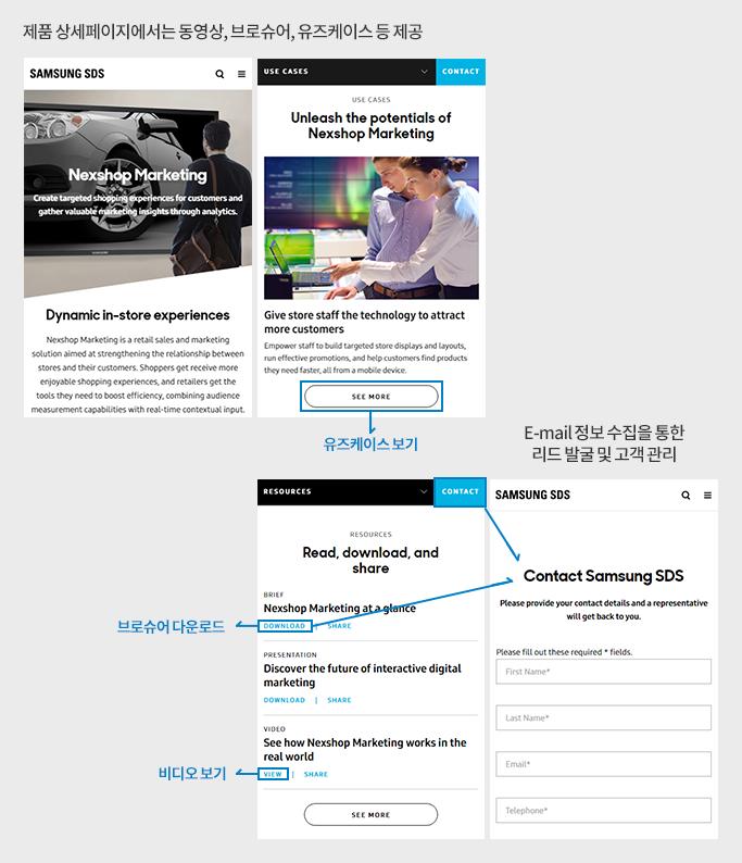 고객의 목소리를 듣는 B2B 마케팅 기능 강화