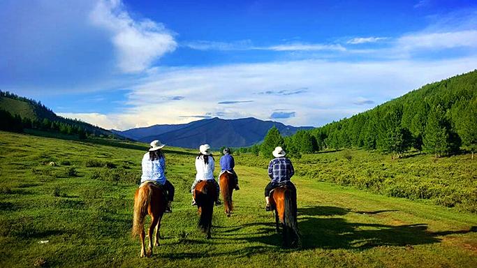 몽골은 역시 말이쥐 (이재린 사원)