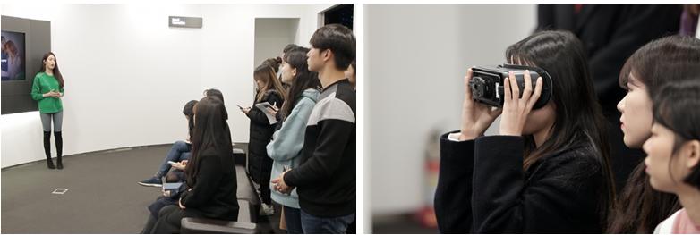 삼성SDS 솔루션 멘토링에 참가한 소셜 팬