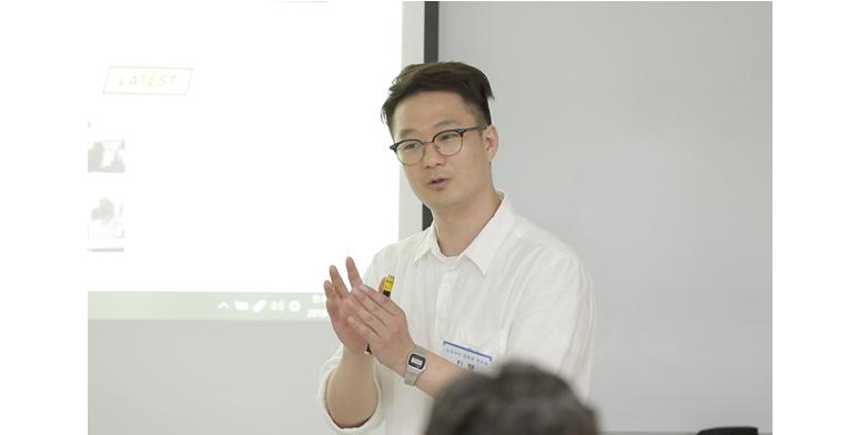 클린코드 실습 교육 중인 삼성SDS 유병현 프로