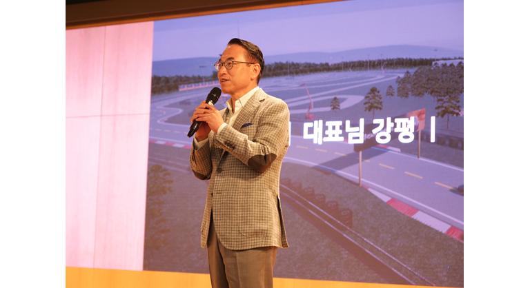 삼성SDS 홍원표 대표 강평