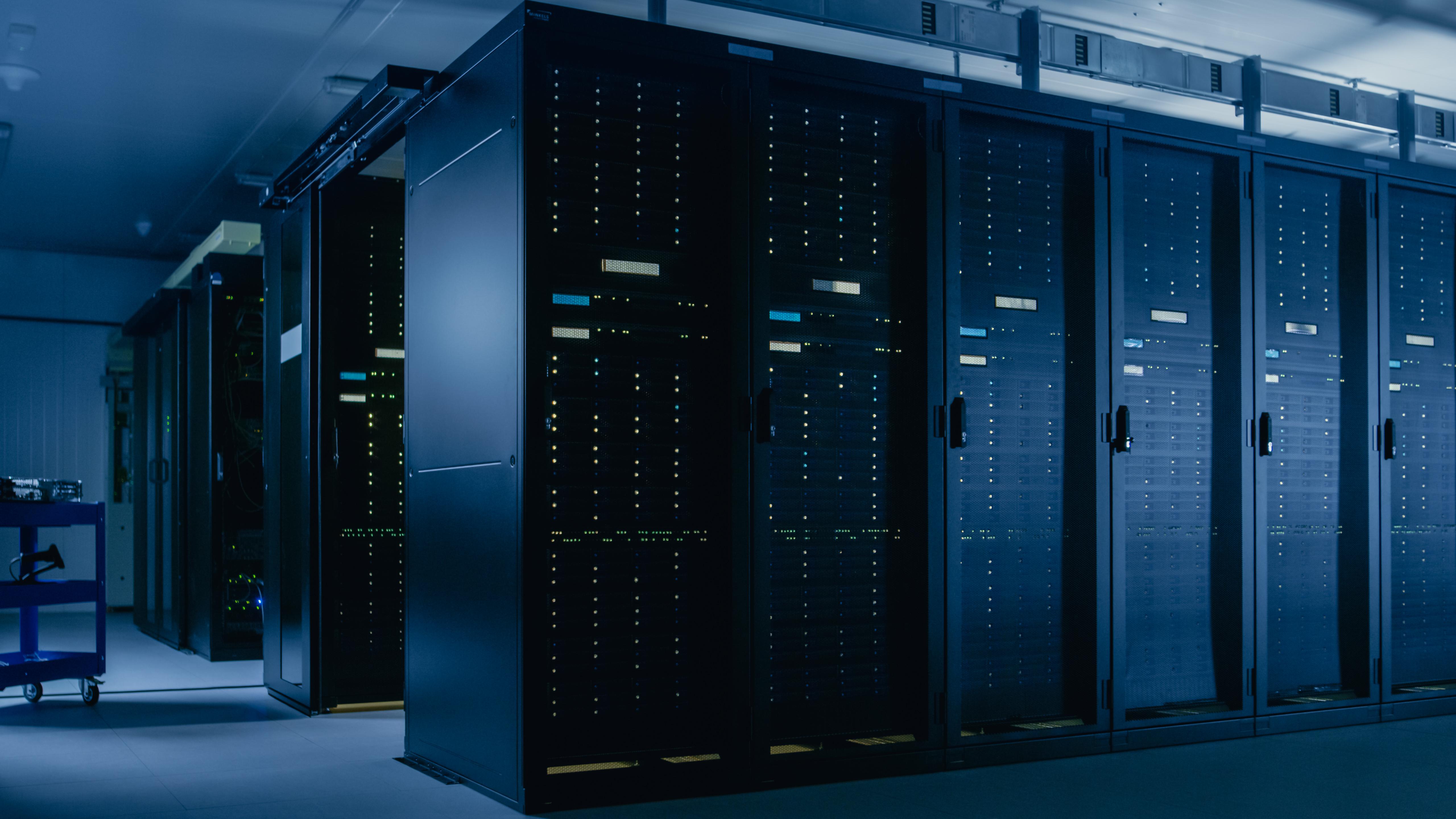 언택트 시대에 꼭 필요한 데이터센터