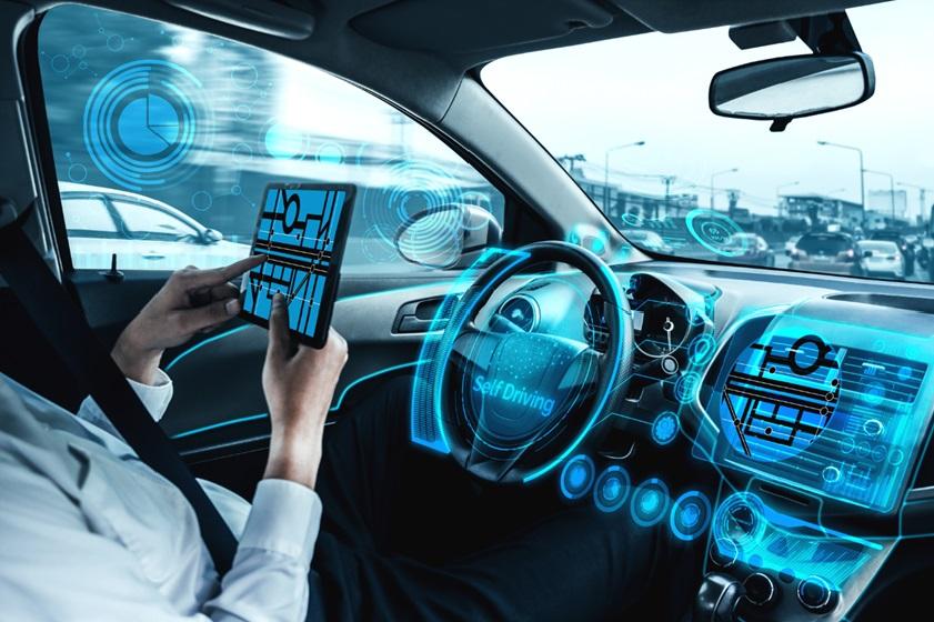 사물이 스스로 판단해 동작하는 자율 사물(Autonomous Things) 기술