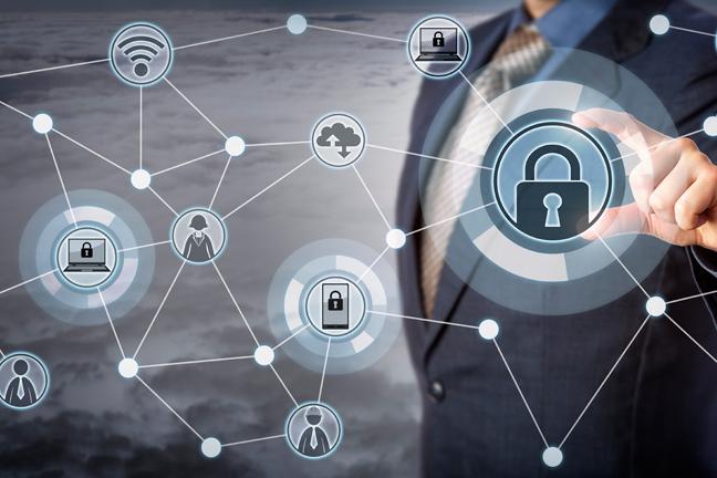 사용자 인증을 통한 편리한 보안설정 유지