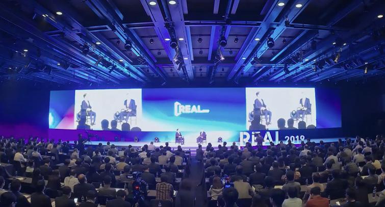 삼성 SDS REAL 2019