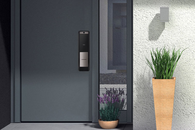 Samsung Smart Doorlock®