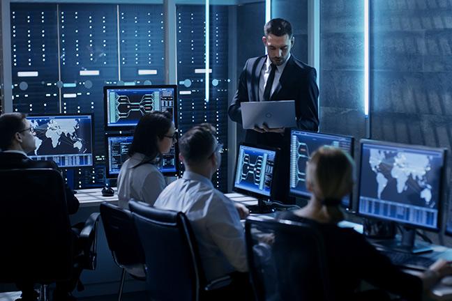 글로벌 컨트롤 센터를 통한 위기관리