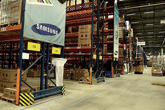 Smart Warehousing