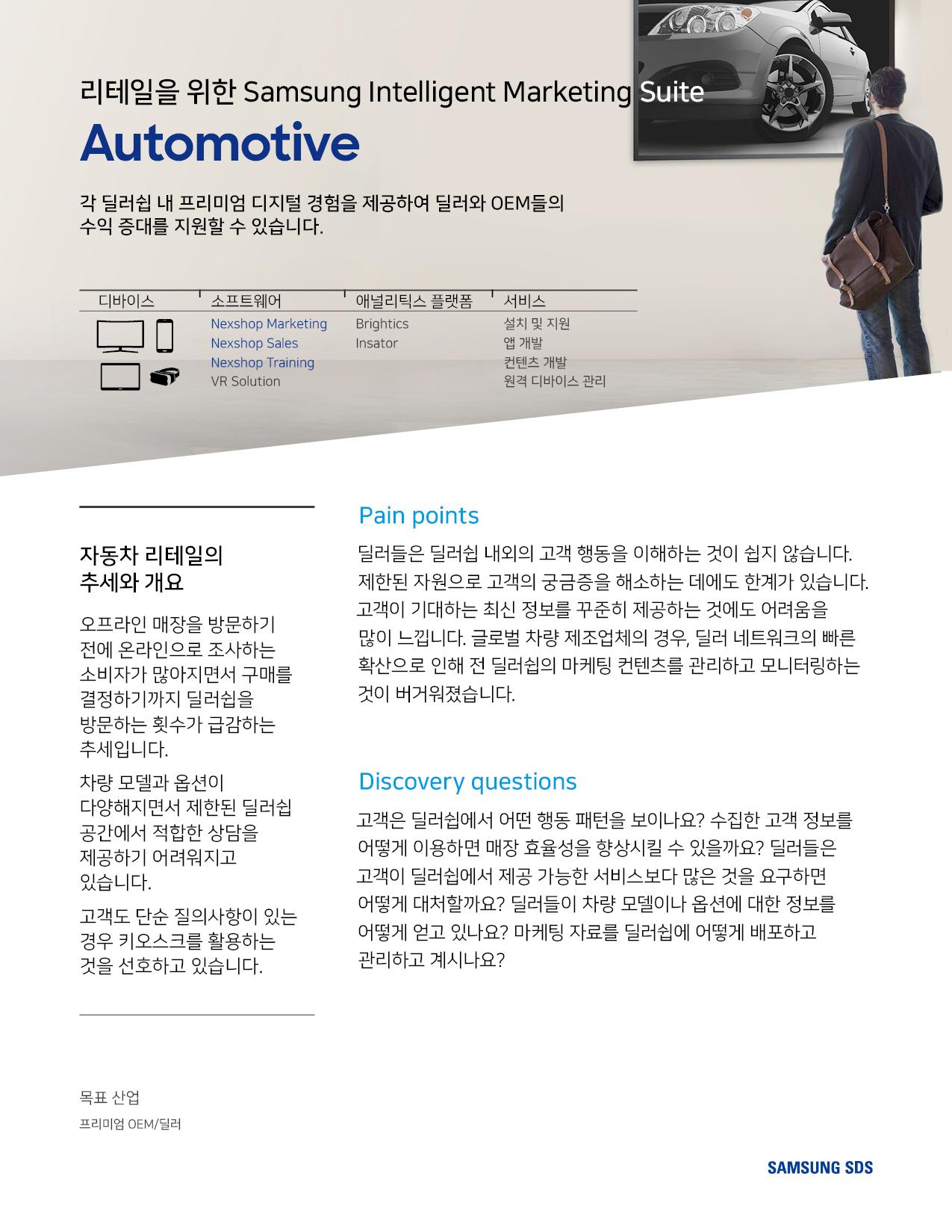 자동차 매장용 인텔리전트 마케팅_1