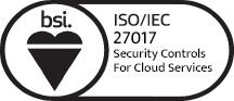 글로벌 클라우드 보안표준(ISO/IEC 27017) 인증