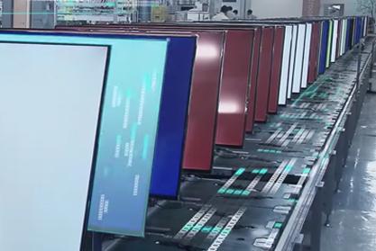 실시간 예측을 통한 자재물류 지능화 자재물류 설비의 장애를 AI 기반으로 예측하고 장애원인을 진단 및 복구하여 자재물류 설비 가동률을 향상시킵니다.