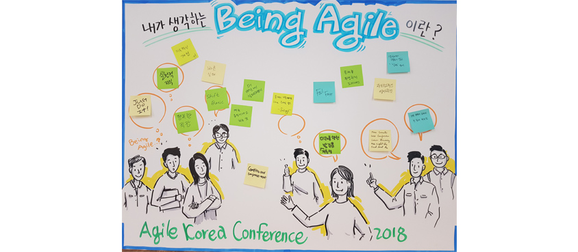 Agile Korea Conference 2018 – 내가 생각하는 Being Agile 이란?