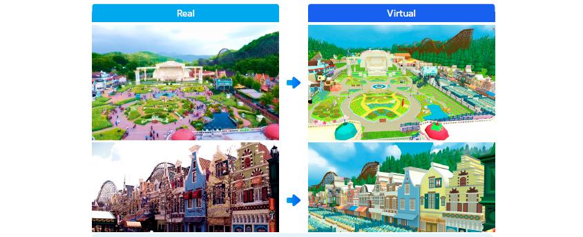 Virtual Themepark