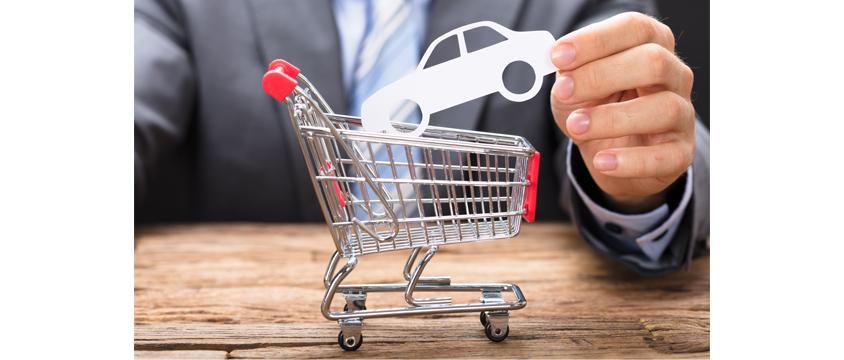 자동차 구매 이미지