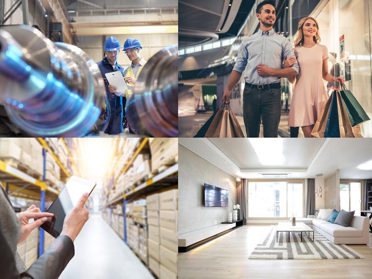 브라이틱스 AI의 다양한 적용 사례 - 제조, 마케팅, 물류, 보안, IoT, 헬스 분야