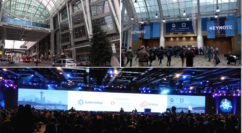 KubeCon + CloudNativeCon North America 2018 현장