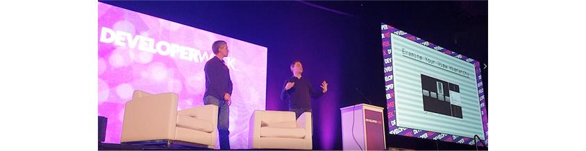 DeveloperWeek 2019 컨퍼런스  Google - Modern Android Development 발표 이미지