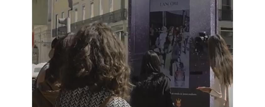 포르투갈: 랑콤(Lancôme), 세계 여성의 날 #ShareASmile