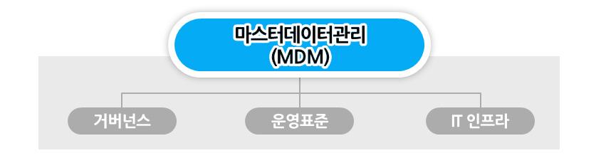 그림3. MDM 구성 요소