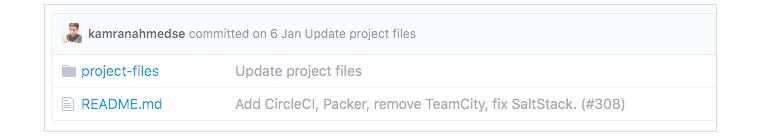 프로젝트 내애 READ.md와 project-files