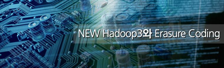 NEW Hadoop3와 Erasure Coding