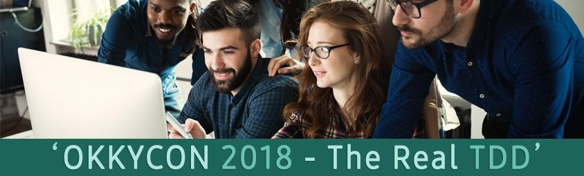 'OKKYCON: 2018 - The Real TDD': TDD 제대로 알기