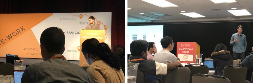 'Deep Learning Summit 2019'의 각 Stage