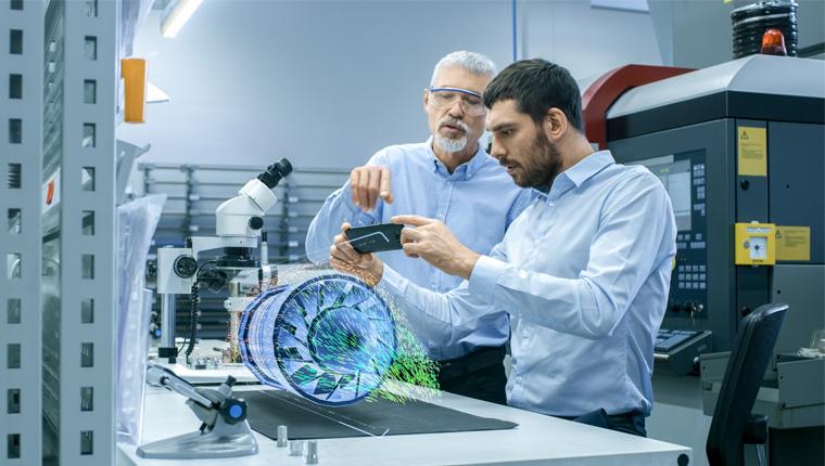 가상현실과 증강현실을 이용한 연구
