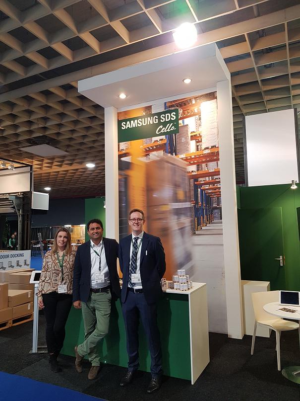 Logistica 2019, Netherlands site 02