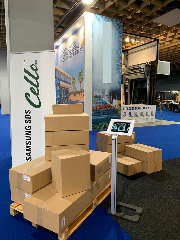 Logistica 2019, Netherlands site 04