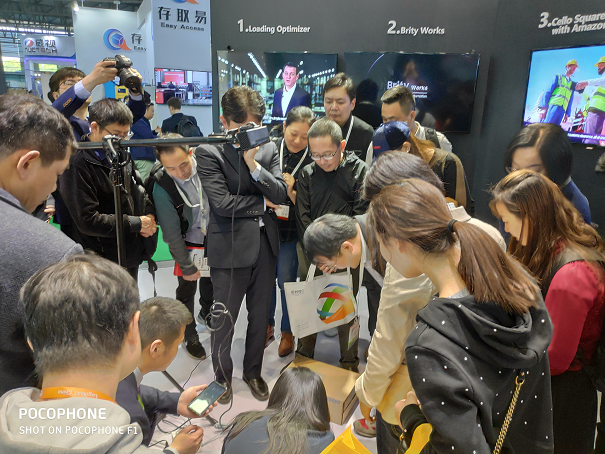 Transport Logistic China Forum 2019 site 04