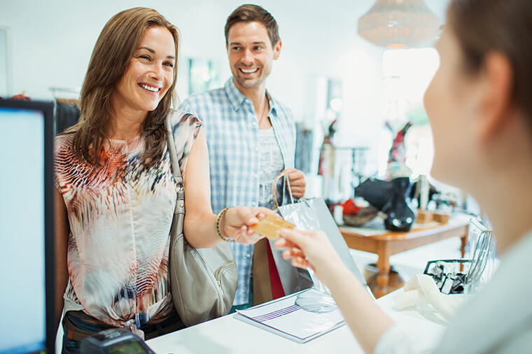 Now smaller retailers can step up the