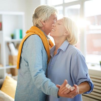 노년층 건강관리
