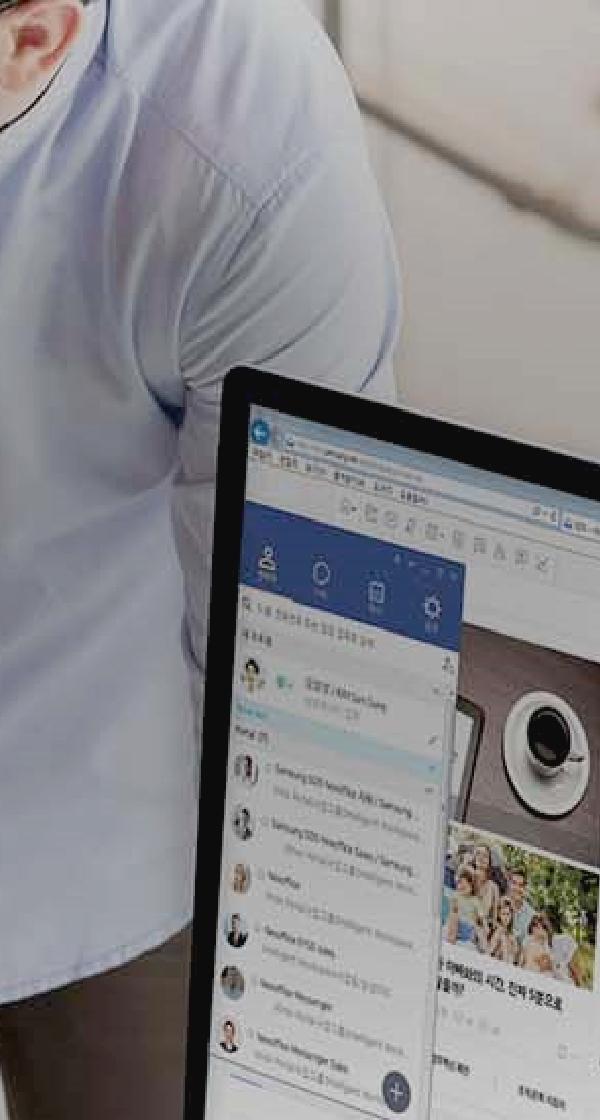 언택트 시대, 온라인 기반 비대면 시험 운영으로 채용 혁신 Brity Meeting & Messenger를 통해 국내 기업 최초로 대규모 비대면 채용시험을 성공적으로 실현했습니다.