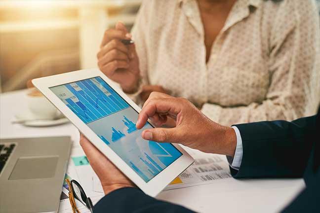 [금융] 맞춤화를 통해 비즈니스 성공률을 높여주는 모바일 영업지원 시스템 컨설팅
