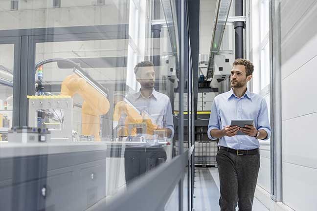 [전자/제조] 제조 프로세스의 간소화를 통해 업무 효율성을 높여준 MES 시스템 구축
