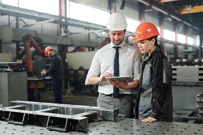 IoT, 센서 기반 품질/안전/환경 모니터링