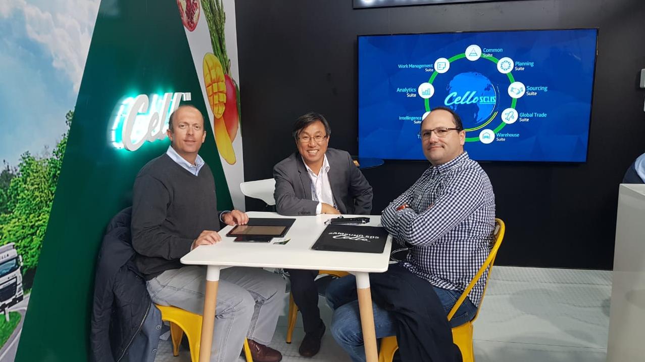 2019 Expoalimentaria, Peru 현장실사2