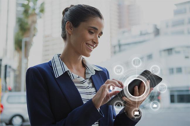 디지털 금융 컨시어지 흩어진 고객 금융정보를 통합하고 맞춤형 금융상품 추천 및 상품 가입까지 원스톱으로 제공합니다.