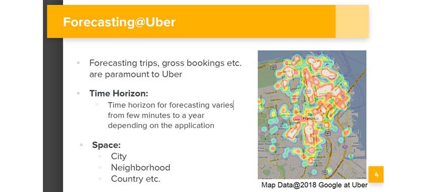 미래 승객 예측 지도