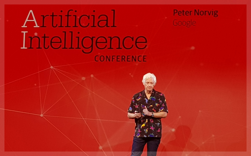 Artificial Intelligence Conference tutorial4 - Google The breadth of AI applications : The ongoing expansion