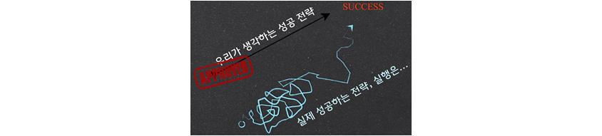 Approved, 우리가 생각하는 성공 전략 Success, 실제 성공하는 전략, 실행은...