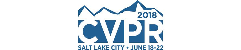 CVPR2018의 학회 로고