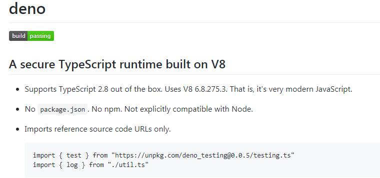 TypeScript Runtime