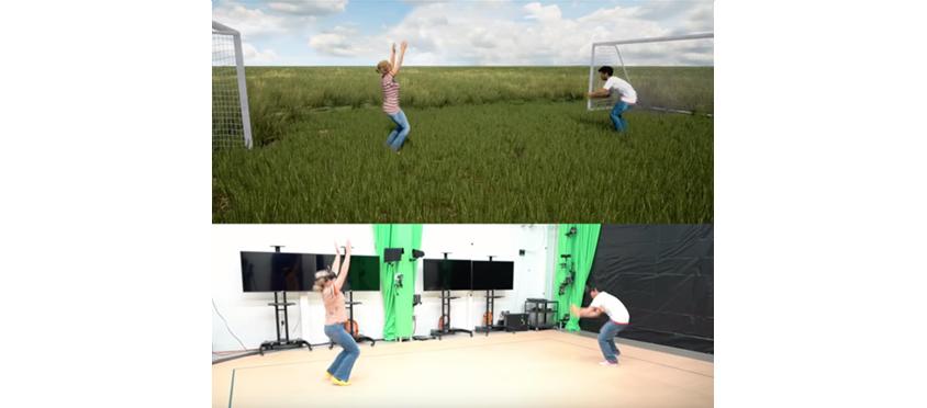 페이스북 VR Full Body Tracking & Avatars